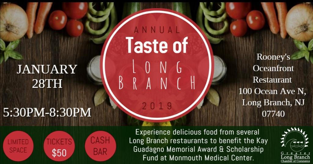 Taste of Long Branch 2019
