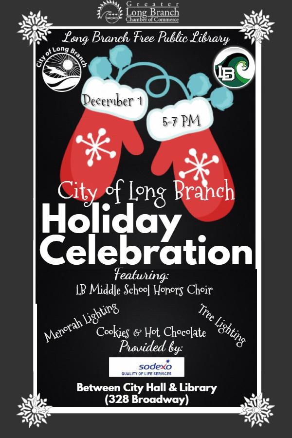 Long Branch Holiday Celebration